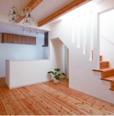奥天神町のモデルハウス | ザ・カーサ奥天神プロジェクト(the CASA okutenjin-project)写真をクリックすると大きく表示されます