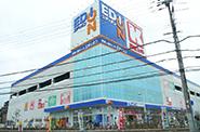 エディオン高槻宮田店 ザ・カーサ富田駅前プロジェクト 周辺環境
