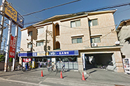 ゲオ高槻寿町店 ザ・カーサ富田駅前プロジェクト 周辺環境