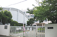 寿栄小学校 ザ・カーサ富田駅前プロジェクト 周辺環境